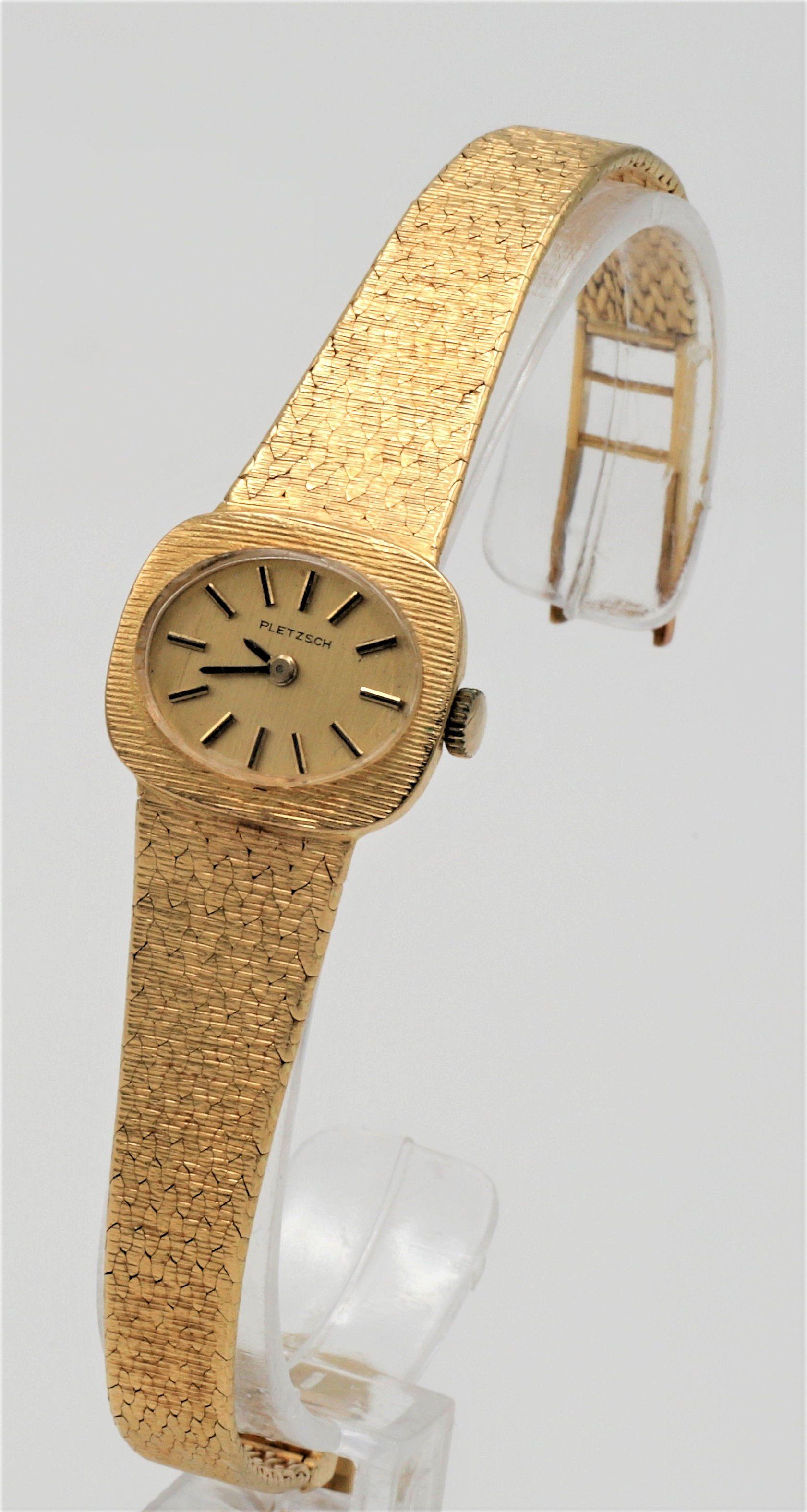 Ebel klassische Damen-Armbanduhr, um 1970